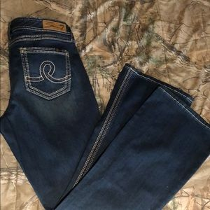 Seven brand boot cut jeans